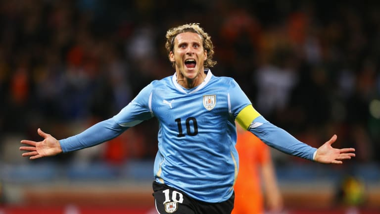 Diego Forlan net worth