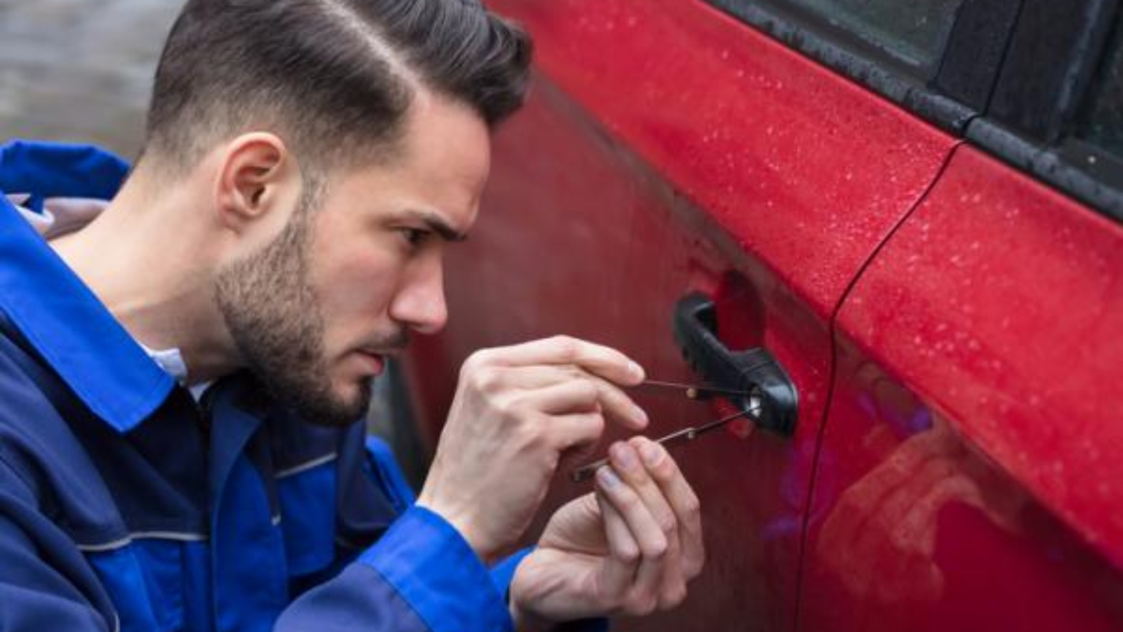 How to open your car without keys
