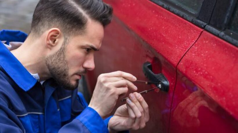 How to open your car without keys?