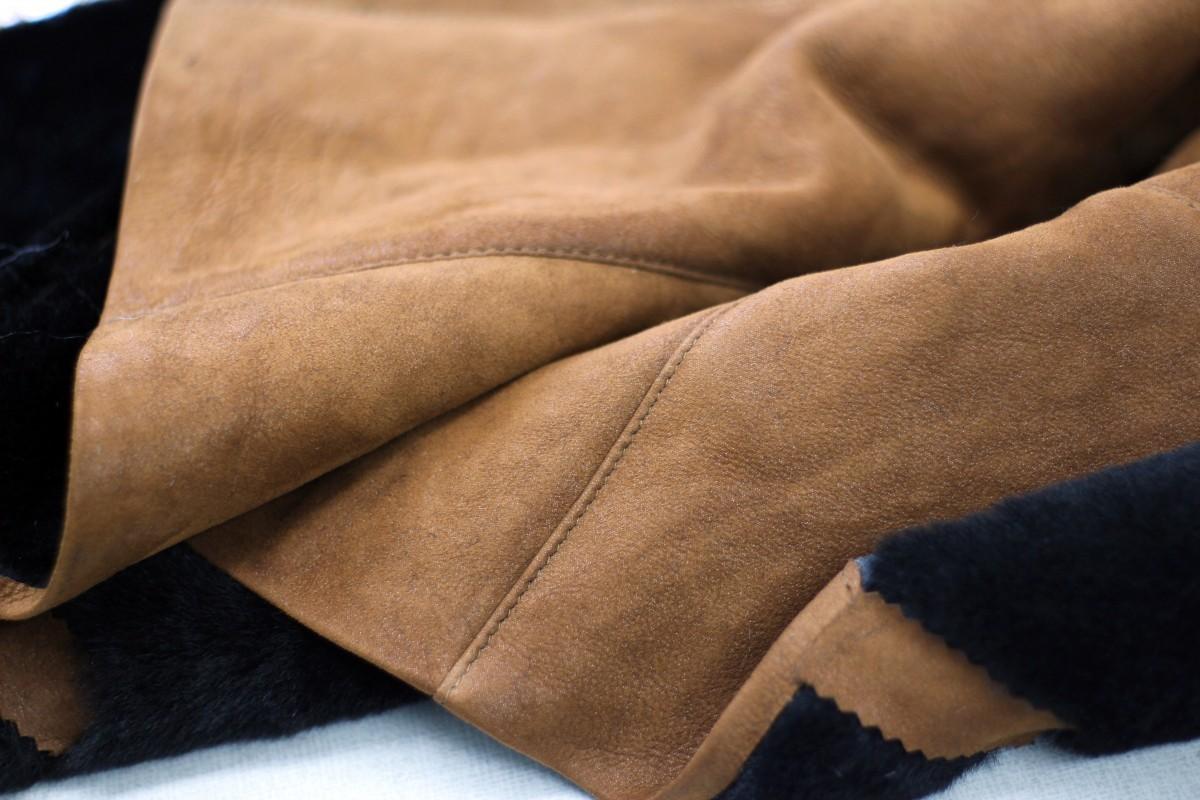 Six Ways to Wear a Suede Jacket