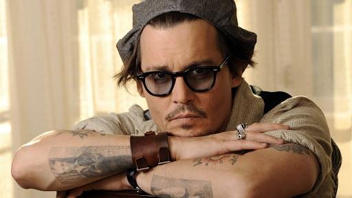 Johnny Depp Height