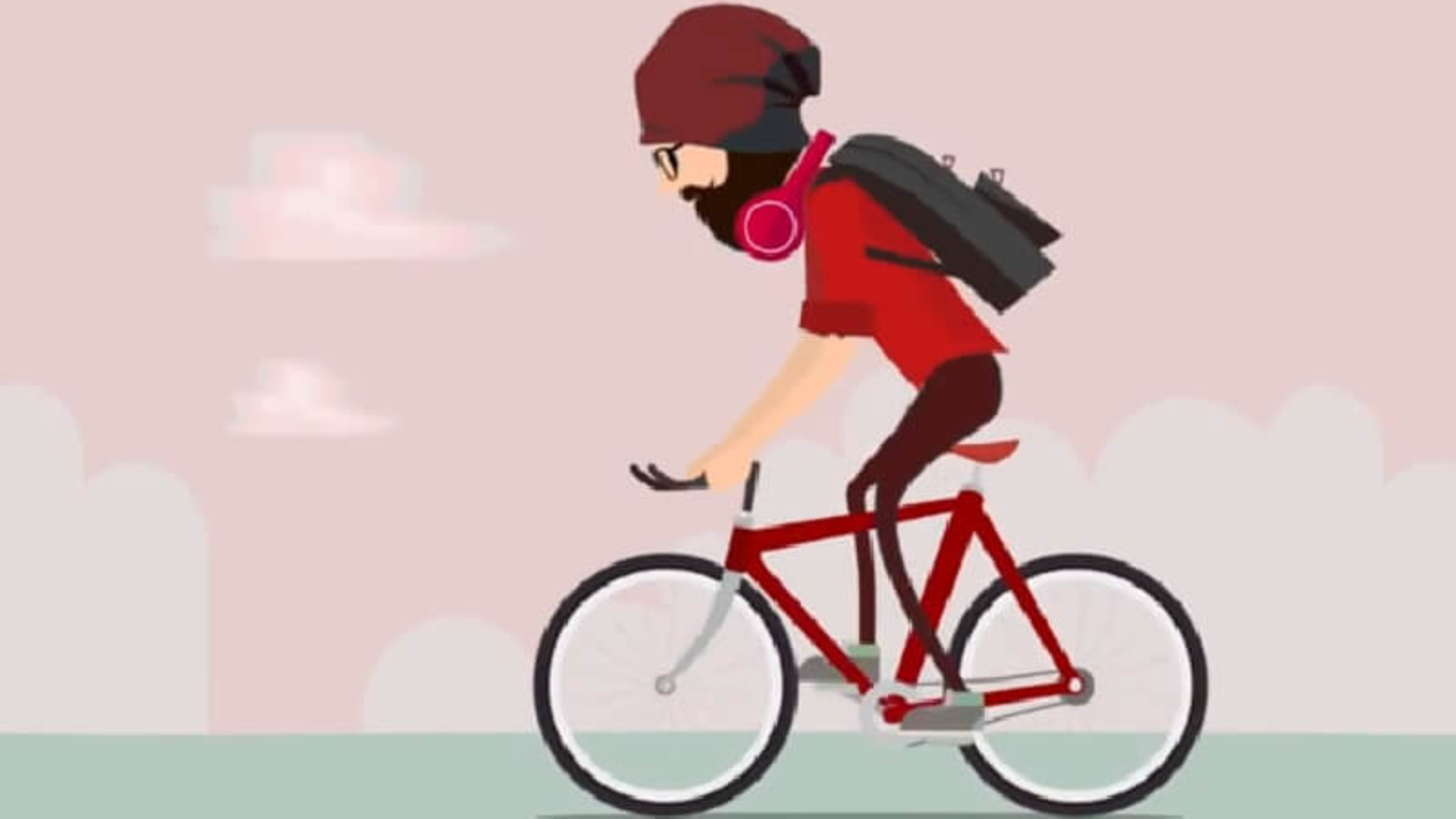 How to Ride a Bicycle