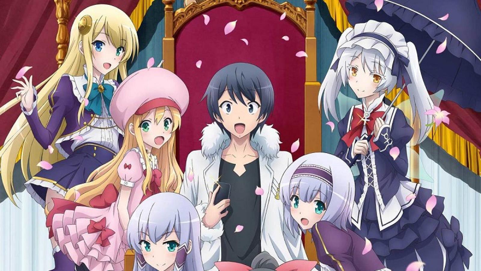 anime like SAO