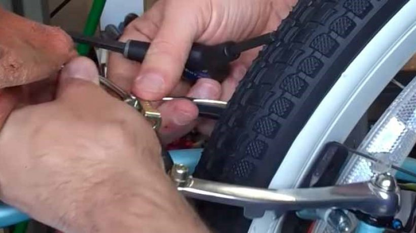 How to Assemble Beach Cruiser Bike Front and Rear