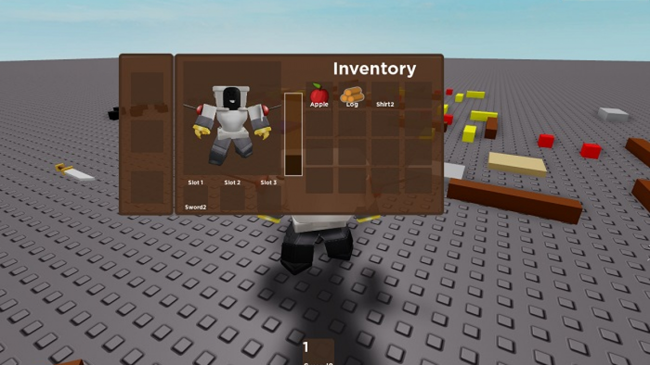 game inventory system