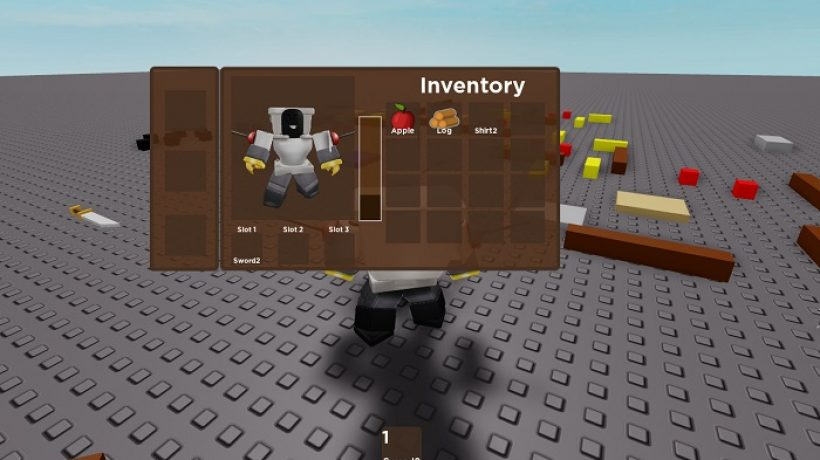 What is game inventory system?