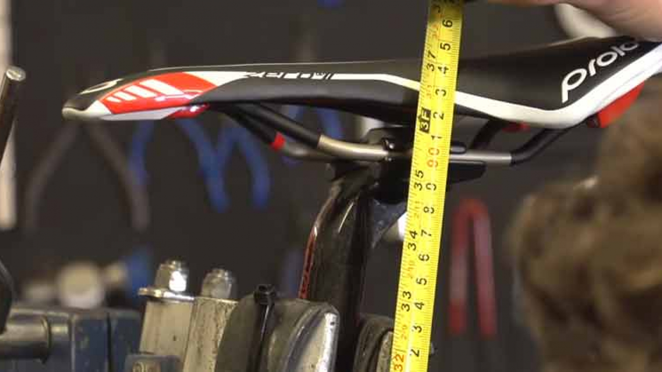 How to fit a Bike Guideline from Scratch